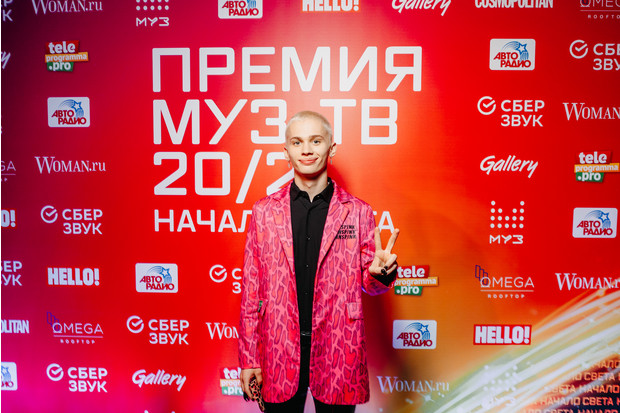 Фото №2 - Объявлены номинанты «Премии МУЗ-ТВ 20/21. Начало света»