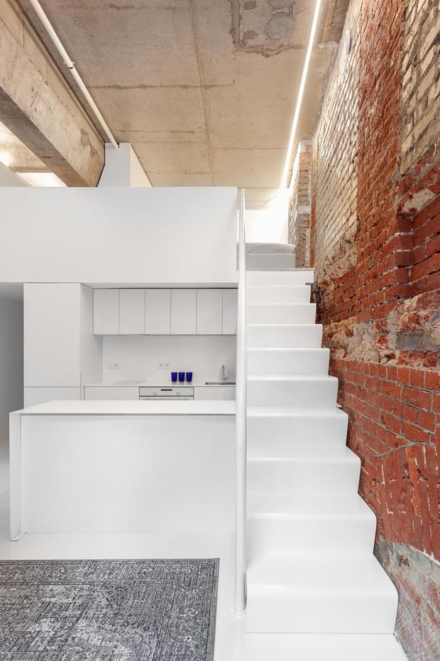 Фото №6 - Светлая квартира 36 м² со спальней на антресоли