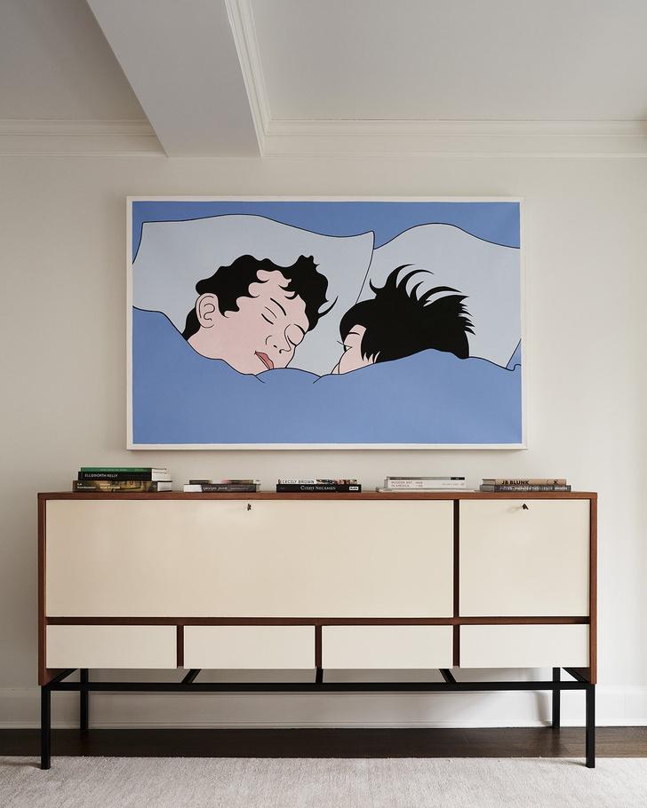 Фото №7 - Квартира нью-йоркского коллекционера искусства