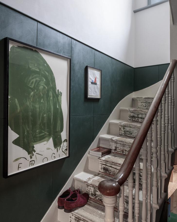 Фото №5 - Дом для ценителей искусства в Лондоне