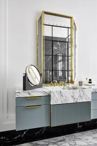 Фото №11 - Квартира в Париже по дизайну Humbert & Poyet