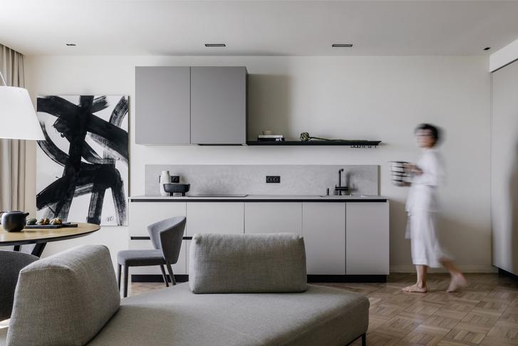 Фото №2 - Под другим углом: квартира в Краснодаре