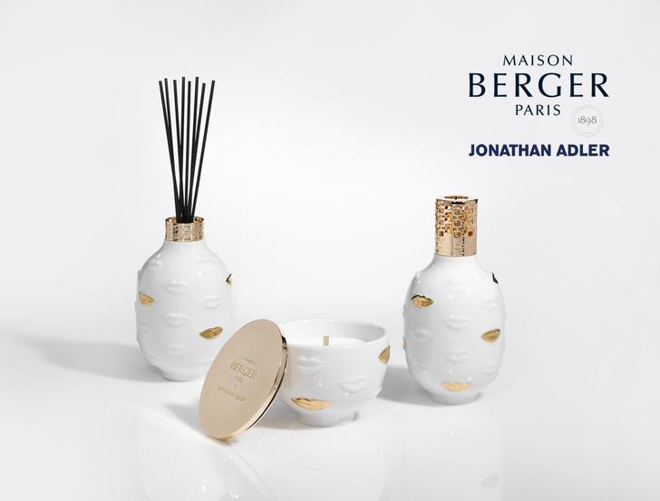 Фото №2 - Новые домашние ароматы Джонатана Адлера для Maison Berger Paris