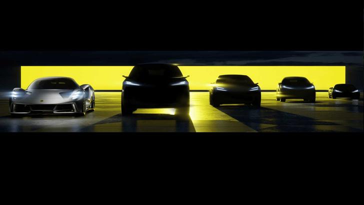 Фото №2 - Британский Lotus будет делать внедорожники из Volvo