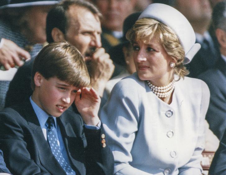 Фото №1 - Мама-хулиганка: какой подарок Диана сделала на 13-летие Уильяма (и почему принц смутился)