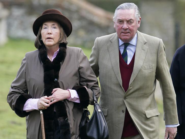 Фото №3 - Крестная Гарри и подруга Елизаветы II: баронесса Селия Вестей и ее роль в королевской семье