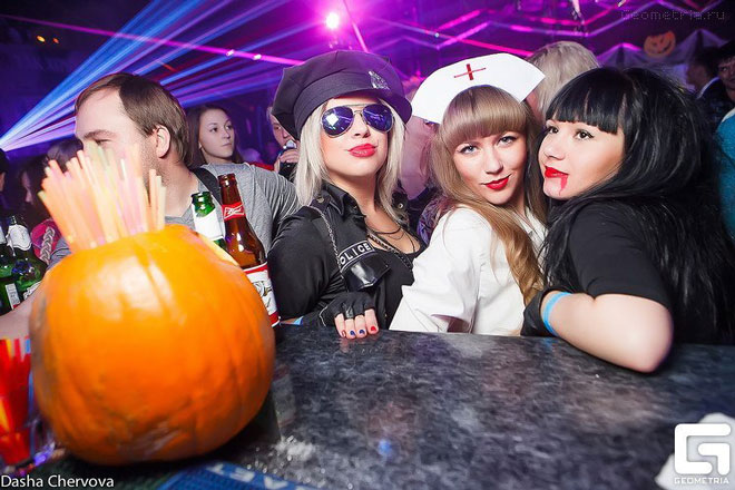 Фото №17 - Хэллоуин в Кемерово: 13 идей костюмов для вечеринки