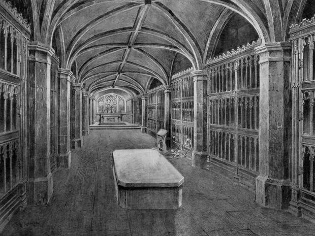 Фото №2 - От королевы Виктории до принцессы Дианы: где похоронены члены королевской семьи