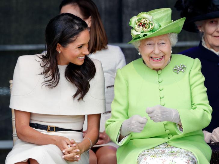 Фото №7 - Чужая во дворце: все взлеты, падения и ошибки герцогини Меган в королевской семье