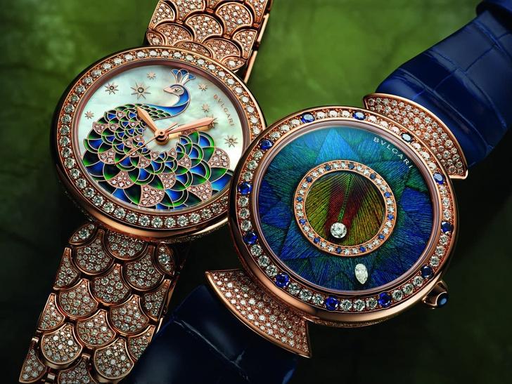 Фото №2 - Змейка, которую хочется приручить: Bvlgari представили новую часовую коллекцию, и ее нужно увидеть