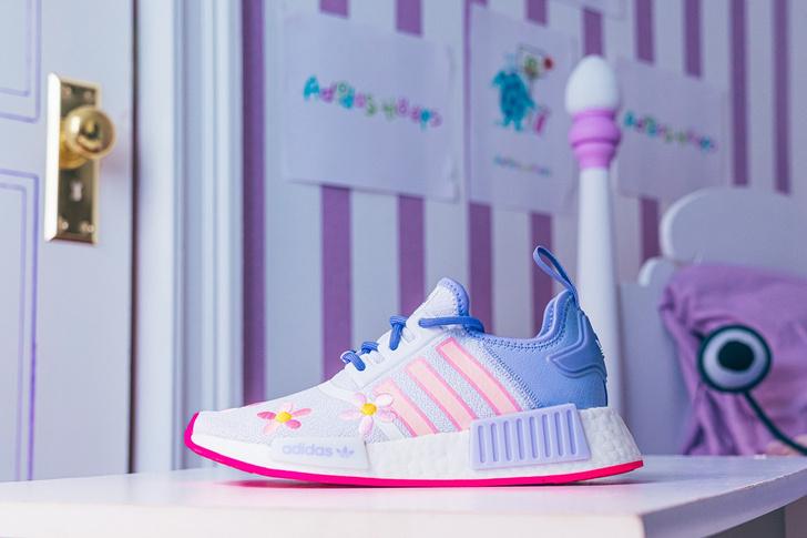Фото №4 - Adidas заколлабился с Pixar и выпустил меховые кроссы. Мы знаем, ты захочешь себе такие! 😍