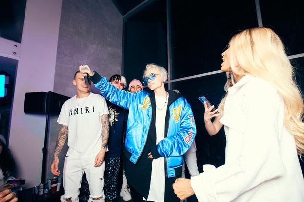 Фото №9 - Егор Шип, Даня Милохин, Марьяна Ро и Ваня Дмитриенко— кто еще отрывался на дне рождения XO Team