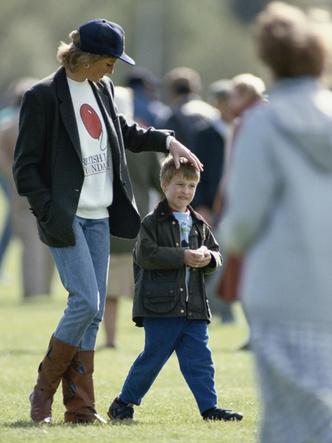 Фото №5 - Загадочное прозвище, которое было у принца Уильяма в детстве