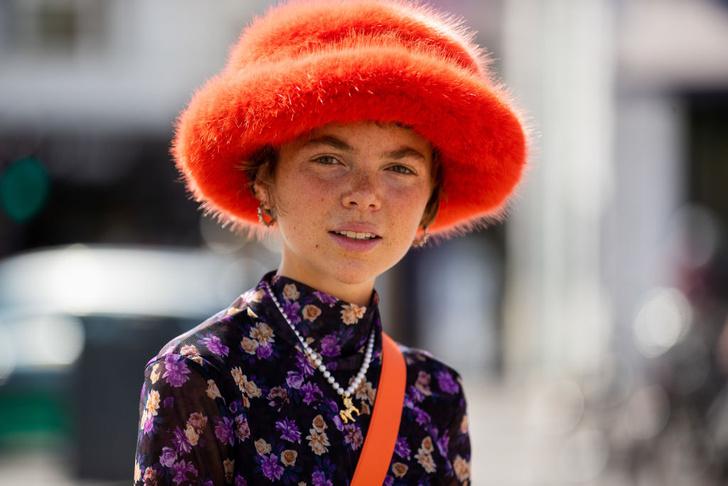 Модные шапки зима 2020