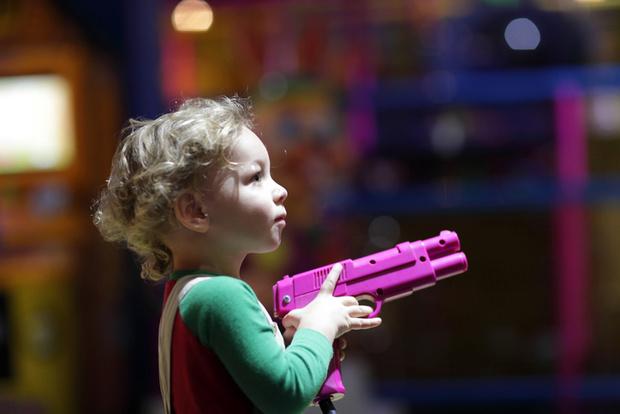 Фото №1 - Ребенок проявляет агрессивность