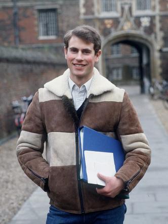 Фото №9 - Виндзоры-студенты: самые забавные и трогательные фото членов королевской семьи во время учебы в университете