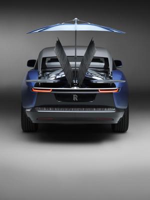 Фото №5 - Rolls-Royce запускает подразделение Coachbuild для производства автомобилей с уникальным кузовом