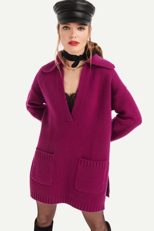 Фото №5 - Гимн новой жизни: бренд Luisa Spagnoli представил стильную осенне-зимнюю коллекцию