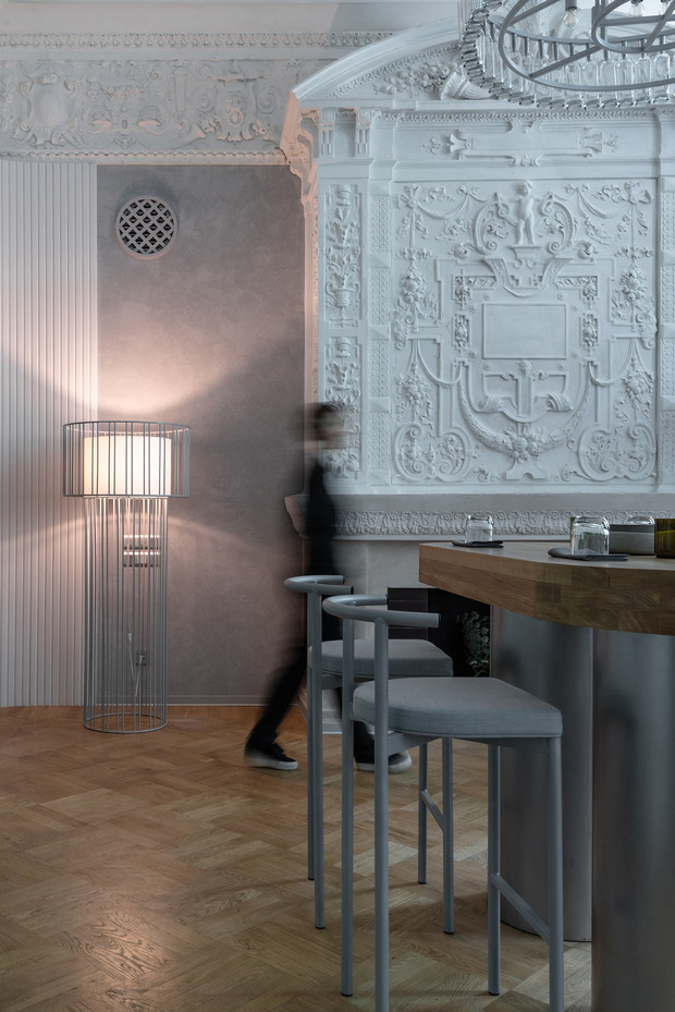 Фото №5 - Ресторан Arkaroom в Санкт-Петербурге