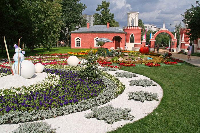 Фото №2 - 13 лучших парков Москвы для семейного отдыха