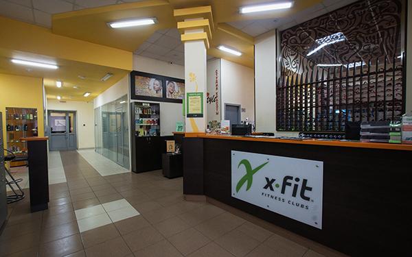 Клуб X-fit