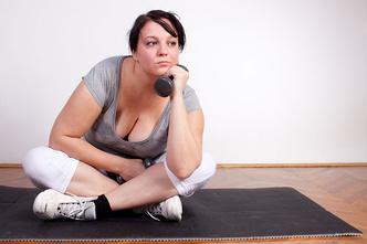 Фото №1 - Стресс способствует набору веса