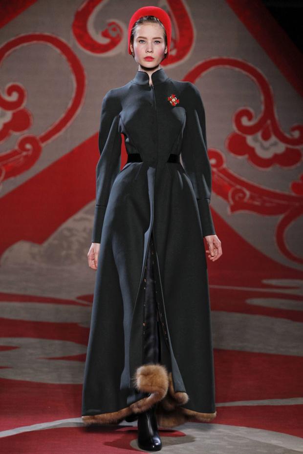 Фото №4 - Дому моды Ulyana Sergeenko присвоен статус члена-корреспондента Федерации высокой моды в Париже