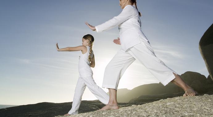 Восточные практики для детей: это возможно?