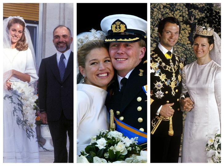 Фото №1 - Невесты из-за границы: принцы и короли, нашедшие свою любовь в другой стране