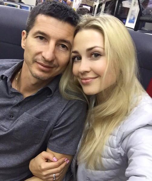 Евгений Алдонин, Ольга Алдонина