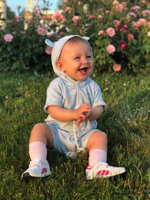 Фото №8 - Малыш, весна пришла! Голосуем за самое радостное детское фото