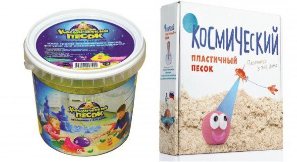 Фото №5 - Космический песок: игрушка для детей и взрослых
