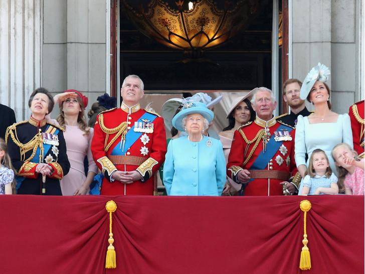 Фото №2 - Кто из Виндзоров будет присутствовать на дне рождения Королевы (и кого не пригласили)