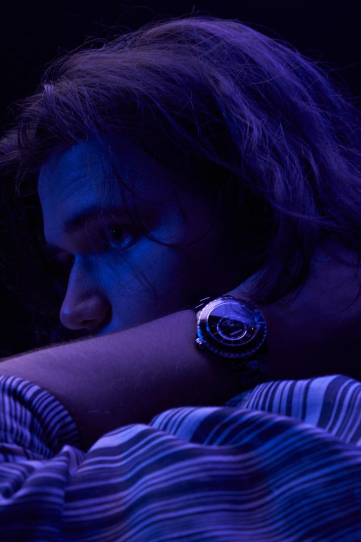 Фото №2 - Electro vibe с Saluki. Разговор о музыке настоящего, моде и Цое