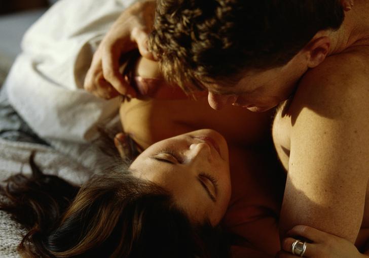 Фото №3 - Вспомнить все: как правильно начать сексуальную жизнь после рождения ребенка