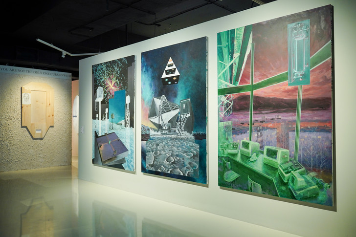 Фото №2 - Выставка номинантов II Московской Арт Премии в «Зарядье»