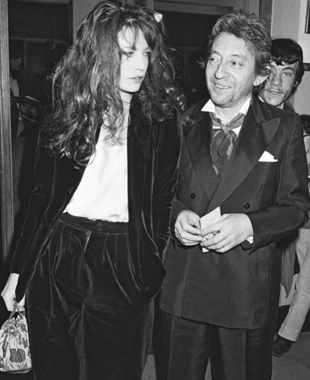 Фото №10 - Серж Генсбур и Джейн Биркин— самая стильная пара своего поколения. И вот почему