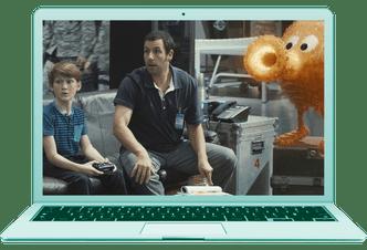 Фото №3 - 5 крутых фильмов о геймерах и опасных видеоиграх