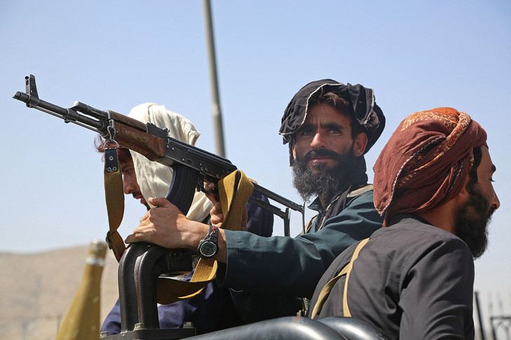 Фото №2 - Что не так с попытками наладить мир в Афганистане и страной в целом