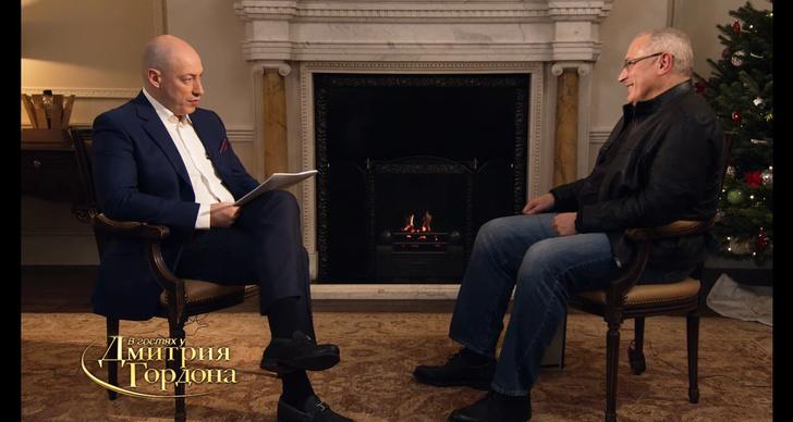 Фото №1 - Барак— Обама: мемы про неудачную шутку Дмитрия Гордона на интервью с Ходорковским