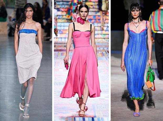 Фото №6 - Тренды весны и лета 2021 с Недели моды в Милане