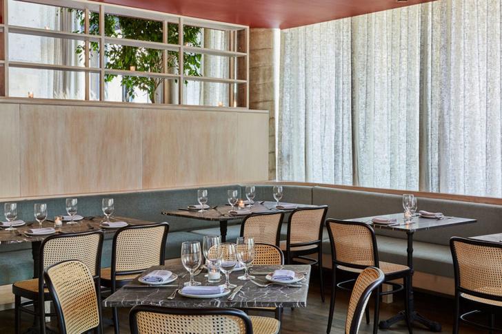 Фото №7 - Эклектичный ресторан Kimika в Нью-Йорке
