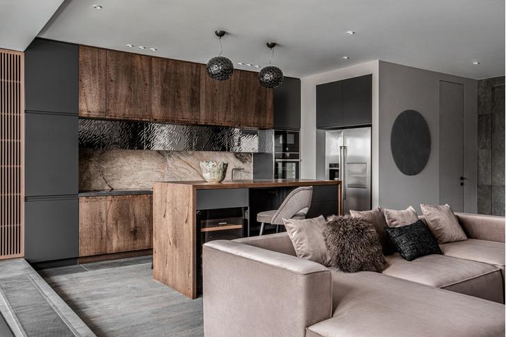 Фото №4 - Этника и современный дизайн в квартире на Пресне