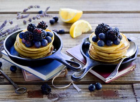 Масленица: вкусные рецепты блинов
