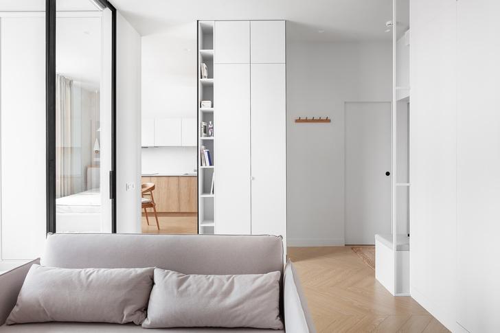 Фото №6 - Двухкомнатная квартира с многофункциональной планировкой