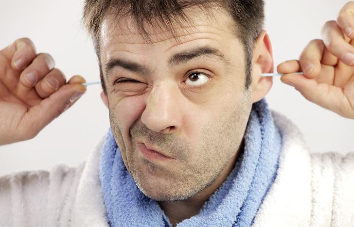 Фото №1 - Вредно ли чистить уши?