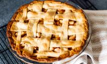 Как приготовить пирог с яблоками на сметане