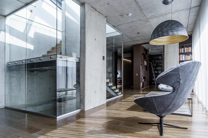 Фото №8 - Брутальный дом в Таллине с элементами стимпанка