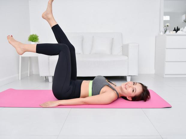 Фото №3 - Тибетская зарядка: 5 незаменимых упражнений для здоровой спины