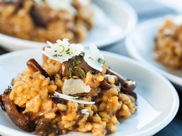 Фото №4 - Рецепты с белыми грибами: 4 домашних блюда, которые покорят всю семью